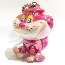 Disney Japan Alice in Wonderland Cheshire Cat Mini Action Figure Keychain Toy