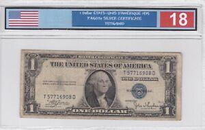 BILLET DE 1 DOLLAR 1935 ETATS UNIS D'AMERIQUE