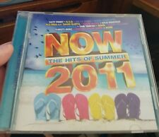 NOW - The Hits of Summer 2011 -  MUSIC CD -FREE POST