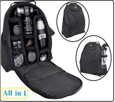 Pro Deluxe Backpack For Sony SLT-A37 SLT-A35 DSLR-A580 SLT-A58 DSLR-A100