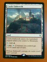 1x Castle Embereth | Throne of Eldraine | MTG Magic Cards
