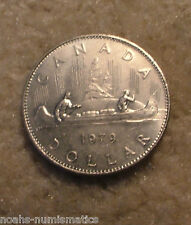 WOW!!! 1979 Canada Nickel One Dollar Canadian $1 Circulated