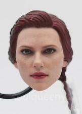 Hot Toys 1/6 Scale MMS533 Avengers Endgame Black Widow - Head Sculpt