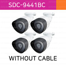 [Lot of 4] Samsung SDC-9441 Smart Camera WITHOUT CABLE**Refurbished**Camera only