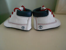 Timberland Nouveaux Crib 3 M Infant Crib Shoes Leather Size 0