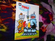 mosa-icke 8 das heft ist sehr Selten(nur 400 exemplare wurden gedruckt)32 seiten