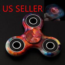 #11 Hand finger Spinner Fidget Tri-Spinner 3D EDC Focus Toy Gift