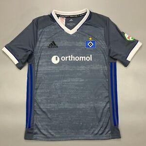 Hamburg 2020 2021 Third Football Soccer Shirt Jersey Size Kids L Adidas FI6186