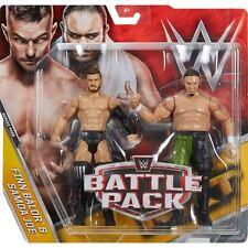 WWE FINN BALOR SAMOA JOE PACK DE LUCHA SERIE 43.5 43B 44 LIBRE MATTEL FIGURA
