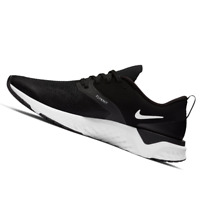 NIKE WOMENS Shoes Odyssey React 2 Flyknit - Black & White - OW-AH1016-010