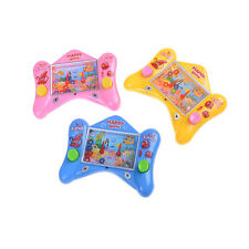 Funny Handheld Water Game Machine Consoles Educational Toddler Toys Game HC