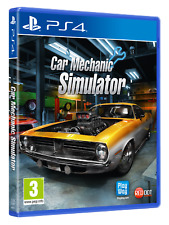 Car Mechanic Simulator PS4 Game