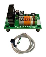 Reflex Lichtschranke  Gleiskontakt  IR-Lichtschranke   -   analog/digital