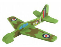 Foam Spitfire Glider & Catapult Toy - RAF Royal Air Force
