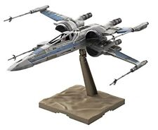BANDAI Star Wars X-Wing Fighter Resistance 1/72 model kit