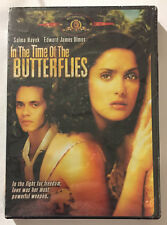 In the Time of the Butterflies (DVD R1 NEW 2014) Salma Hayek, Lumi Cavazos
