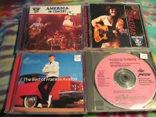 WEIRD AL, FRANKIE AVALON, AMERICA, JOHN SEBASTIAN - CD'S - $8.99 ea YOUR CHOICE