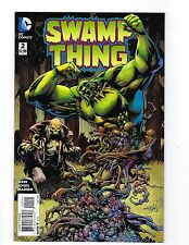 Swamp Thing # 2 Regular Cover Nm (2016)