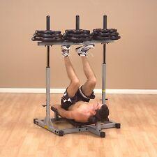 Body Solid Powerline Vertical Leg Press Machine, PVLP156X