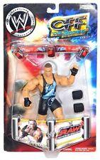 WWE Jakks Pacific Off the Ropes Series 7 Rob Van Dam RVD Figure with Kneepads!