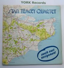 STAN TRACEY QUARTET - South East Assignment - Ex Con LP Record Steam SJ 108