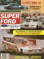 SUPER FORD UNCIRCULATED 1985 MAY - F150 XLT, GLIDDEN & BERNSTEIN