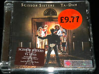Scissor Sisters - Ta-dah - CD Album - Special Edition - 2006