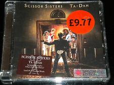 Scissor Soeurs - Ta-dah - Album CD - édition spéciale - 2006