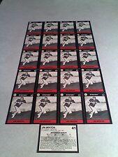 *****Jim Benton*****  Lot of 21 cards / Arkansas
