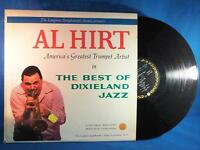 Vintage Al Hirt The Best in Dixieland Jazz Vinyl LP