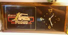 Snap-On Drivin Proud Wall Clock