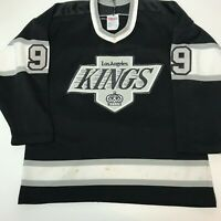 Vintage CCM Wayne Gretzky Los Angeles Kings Jersey YOUTH Size L/XL