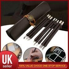8pc Gravers Chisel Stone Knife Tungsten Carbide Steel Carving Knife Craft Tools
