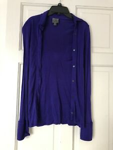 Calvin Klein Woman Shirt Blouse Size 6