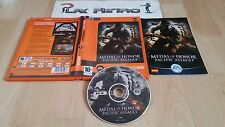 PC MEDAL OF HONOR PACIFIC ASSAULT VALUE GAMES COMPLETO PAL ESPAÑA