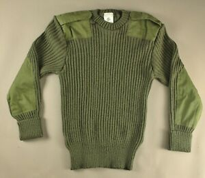 Vintage GI Issue USMC Woolly Pully Sweater Men's Size 38 Quantico NEW