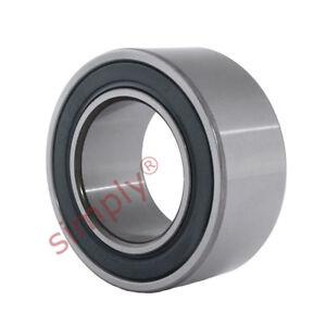 32BG04S3G Gummi Verpackt Klimaanlagen Rillenkugellager 32x47x18mm