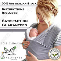 Organic Australian Baby Wrap Carrier | Express | 100% Satisfaction Guaranteed