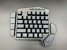 Redragon K585 DITI One-Handed RGB Mechanical Gaming Keyboard Brown Switches