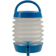 Fresh & Cold 3.3 Litros de Agua Plegable Plástico Cóctel Dispensador de bebida fría