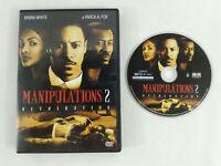 DVD VF   Manipulations 2  Retribution  Envoi rapide et suivi