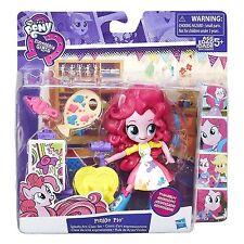 My Little Pony Equestria Girls Minis Pinkie Splashy Art CLASSE Pie Set