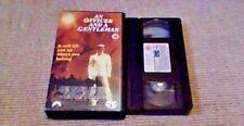 An Officer And A Gentleman CIC UK PAL VHS VIDEO 1985 Richard Gere Debra Winger