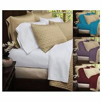 series bamboo sheets 4 piece set bedding with deep pockets soft microfiber
