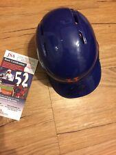 Peter Alonso Signed Mets Mini Helmet Jsa Certified Roy