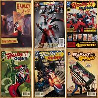 Harley Quinn Comic Lot (DC) 6 Issues Total