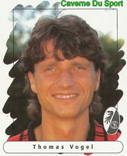 053 THOMAS VOGEL GERMANY SC.FREIBURG STICKER FUSSBALL 1996 PANINI