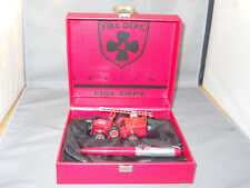 Eversharp l990's Skyline Fire Dept Fountain Pen with fire truck-New old stock