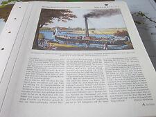 Preußen Archiv 3 zur Reichseinheit 3265 Dampfschiff Prinzessin Charlotte 1817