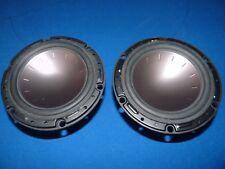 """Mordaunt Short 5.5"""" Woofer Speaker. One Pair. Designed in London, England."""